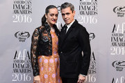 Fashion Designer Isabel Toledo and her husband, Illustration artist and designer Ruben Toledo attend the American Apparel & Footwear Association's 38th Annual American Image Awards 2016 on May 24, 2016 in New York City.  (Photo by Ilya S. Savenok/Getty Images for American Apparel & Footwear Association (AAFA))
