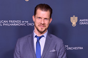 Actor Eric Mabius arrives at the American Friends of the Israel Philharmonic Orchestra Los Angeles Gala at Wallis Annenberg Center for the Performing Arts on October 25, 2018 in Beverly Hills, California.