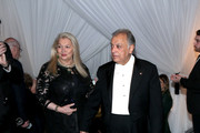 Nancy Kovack (L) and Zubin Mehta attend the American Friends of the Israel Philharmonic Orchestra Duet Gala at the Wallis Annenberg Center for the Performing Arts on November 10, 2015 in Beverly Hills, California.