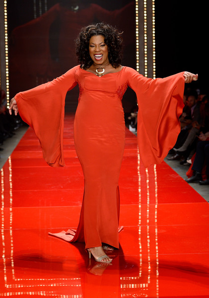 The American Heart Association's Go Red For Women Red Dress Collection 2017 Presented By Macy's at Fashion Week in New York City - Runway