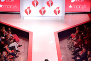 Sherri Shepherd walks the runway for The American Heart Association's Go Red For Women Red Dress Collection 2019 Presented By Macy's at Hammerstein Ballroom on February 7, 2019 in New York City.