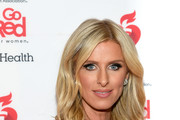 Nicky Hilton Rothschild attends The American Heart Association's Go Red For Women Red Dress Collection 2020 at Hammerstein Ballroom on February 05, 2020 in New York City.