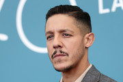 Theo Rossi attends 'American Skin' photocall during the 76th Venice Film Festival at Sala Grande on September 01, 2019 in Venice, Italy.