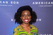 """Adepero Oduye attends """"American Son"""" opening night at Booth Theatre on November 04, 2018 in New York City."""