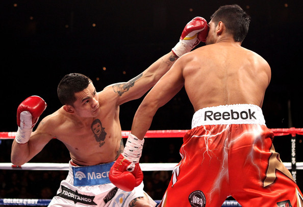 Marcos Maidana in Amir Khan v Marcos Maidana 4 of 46 - Zimbio