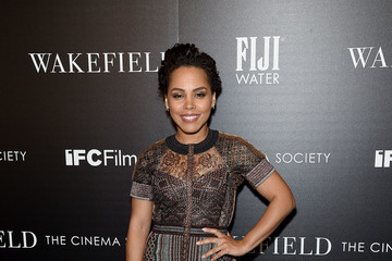Amirah Vann The Cinema Society and FIJI Water Host a Screening of IFC Films' 'Wakefield' - Arrivals