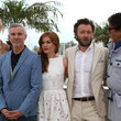 Amitabh Bachchan 'Gatsby' Stars Pose at the Cannes Film Festival — Part 8