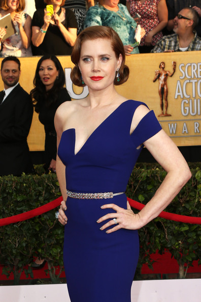 Amy Adams - 20th Annual Screen Actors Guild Awards - Arrivals