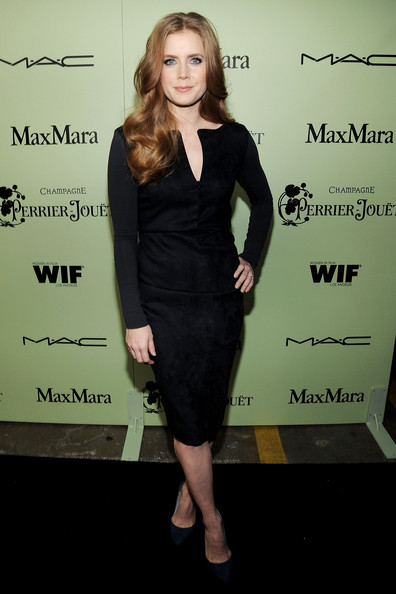 Fourth Annual Women In Film Pre-Oscar Cocktail Party Presented by Perrier-Jouet - Red Carpet