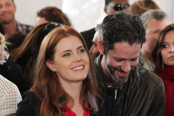 Amy Adams Inside the John Varvatos Stuart House Benefit
