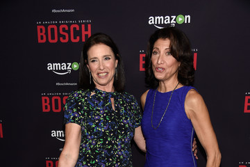 Amy Aquino Premiere of Amazon's 'Bosch' Season 2 - Red Carpet