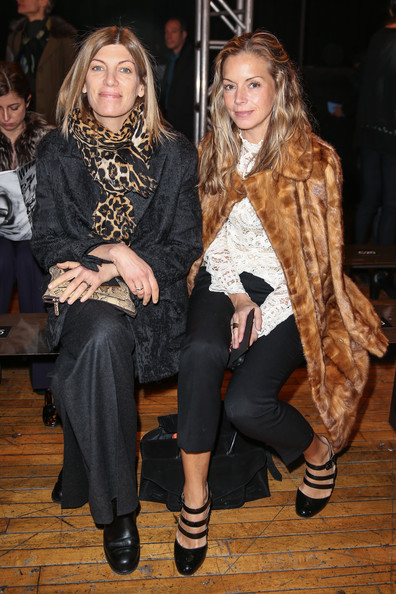 Philosophy By Natalie Ratabesi - Front Row - Fall 2013 Mercedes-Benz Fashion Week