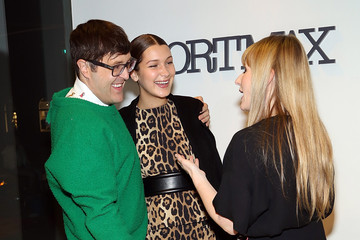 Amy Astley Sportmax and Teen Vogue Celebrate New Collection