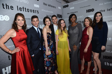 Amy Brenneman 'The Leftovers' Premieres in NYC