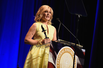 Amy Carlson Federal Enforcement Homeland Security Foundation 2016 Ridge Awards - Red Carpet