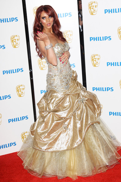 Philips British Academy Television Awards - Inside Arrivals in London