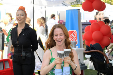 Amy Davidson Step2 Presents 7th Annual Celebrity Red CARpet Event by New Bloom Media Benefitting Baby2Baby