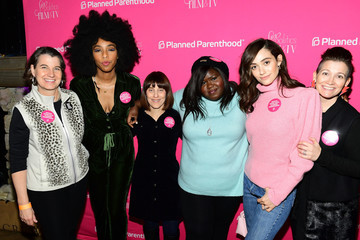 Amy Emmerich Planned Parenthood Sex, Politics, Film and TV Co-hosted by Refinery29