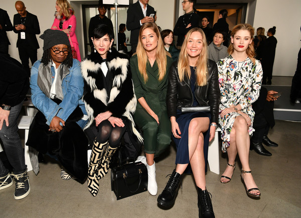Jason Wu - Front Row - February 2018 - New York Fashion Week: The Shows