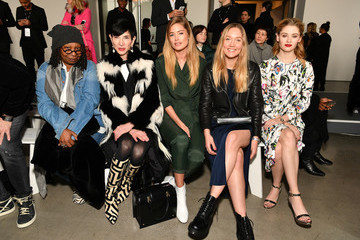 Amy Fine Collins Jason Wu - Front Row - February 2018 - New York Fashion Week: The Shows