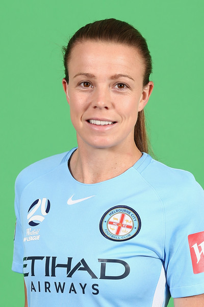 Melbourne City W-League Headshots Session