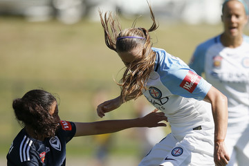 Amy Jackson W-League Rd 12 - Melbourne Victory v Melbourne City