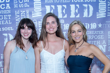 Amy Keller Laird Women's Health Magazine Party Under the Stars at Bridgehampton Surf & Tennis