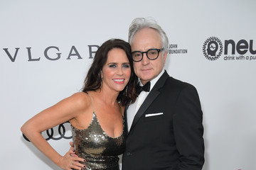 Amy Landecker 25th Annual Elton John AIDS Foundation's Oscar Viewing Party With Cocktails by Clase Azul Tequila and Chopin Vodka