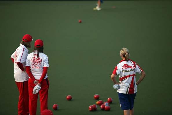 19th Commonwealth Games - Day 1: Lawn Bowls