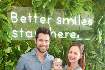 Amy Paffrath SmileDirectClub Invites Celebrities And Influencers To Join Them At TMG's Pre-Oscars Lounge Party At The Beverly Hilton Hotel To Get Them Red Carpet-Ready With Its Premium Teeth Whitening Bar And New Line Of Oral Care Products