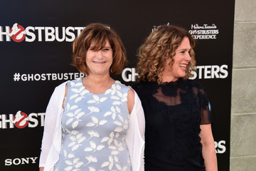 Amy Pascal Premiere of Sony Pictures' 'Ghostbusters' - Arrivals