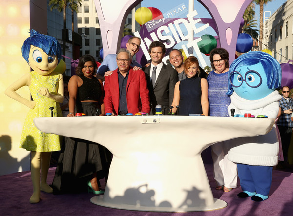 Los Angeles Premiere and Party F=for Disney-Pixar's 'Inside Out'