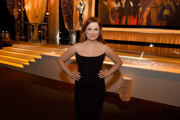 Amy Poehler The 22nd Annual Screen Actors Guild Awards - Backstage and Audience