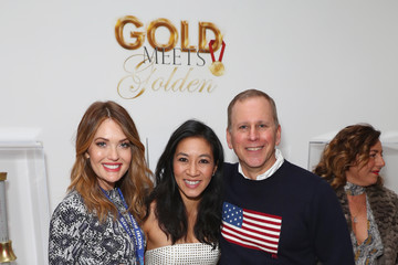 """Amy Purdy Coca-Cola Presents The 6th Annual """"Gold Meets Golden"""" Brunch, Hosted By Nicole Kidman And Nadia Comaneci"""