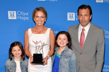 Amy Robach 'Spirit of Life' Awards Luncheon