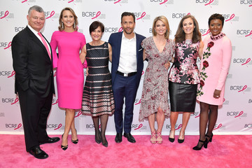 Amy Robach Breast Cancer Research Foundation (BCRF) New York Symposium & Awards Luncheon - Arrivals
