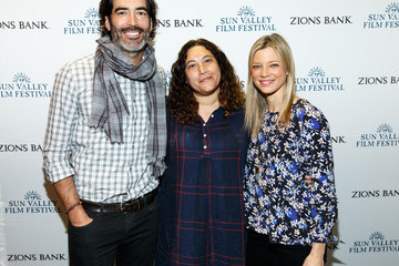 Amy Smart Malina Saval 2016 Sun Valley Film Festival - Coffee Talk with Amy Smart and Carter Oosterhouse