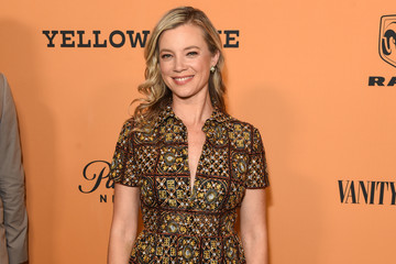 Amy Smart Premiere Of Paramount Pictures' 'Yellowstone' - Arrivals