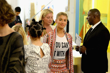 Amy Willerton Graduate Fashion Week Sponsored by George