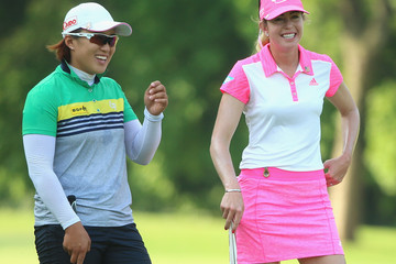 Amy Yang HSBC Women's Champions - Day Four