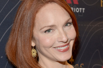 Amy Yasbeck The Marriott Content Studio's 'French Kiss' Film Premiere