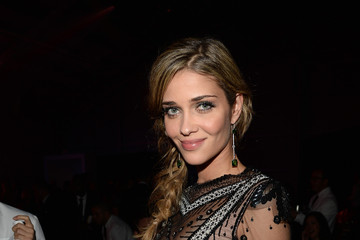 Ana Beatriz Barros Inside the amfAR Inspiration Gala
