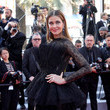 Ana Beatriz Barros 'The Traitor' Red Carpet - The 72nd Annual Cannes Film Festival