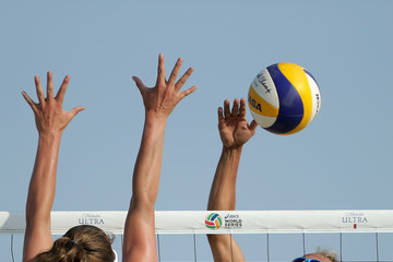 Ana Gallay FIVB Long Beach Grand Slam - Day 2