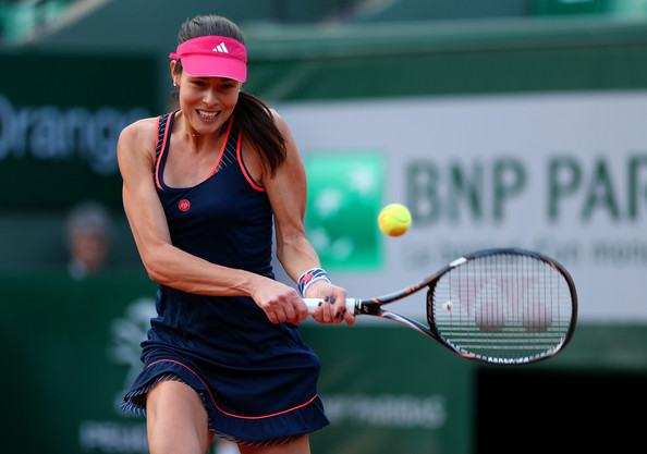 Ana Ivanovic - 2013 French Open - Day Eight