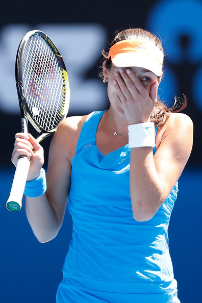 Ana Ivanovic - 2014 Australian Open - Day 7