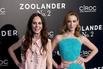 Ana Locking 'Zoolander 2' Madrid Fan Screening