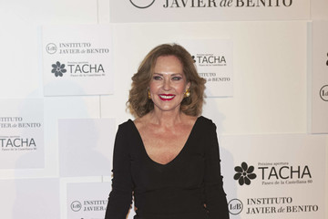 Ana Rodriguez Tacha Beauty and Javier De Benito Institute Party in Madrid