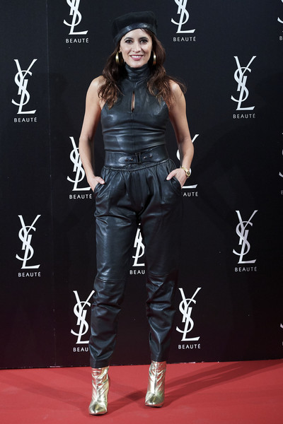 'YSL Beaute, THE SLIM Rouge PurCouture' Party Presentation In Madrid