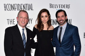 Ana de Armas Los Angeles Confidential Celebrates Its Awards Issue Hosted by Cover Stars Alison Brie, Milo Ventimiglia and Ana De Armas - Arrivals